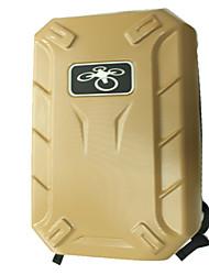 DJI Phantom 3 Shell Gold Bag Backpack Waterproof for DJI Phantom 3 Professional & Advanced Camera  Drone Toy