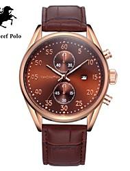 correa de reloj de cuero de la moda de los hombres con VA-nans-15071800203