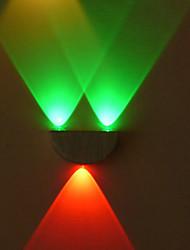 LED / Ampoule incluse Flush Mount appliques murales,Moderne/Contemporain Métal