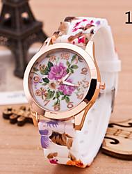 De Queena vrouwen casual horloge