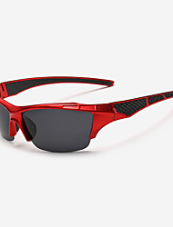 Men 's Polarized 100% UV400 Wrap Sunglasses