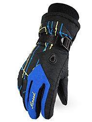 WEST BIKING® Warm Gloves Male And Female Models Outdoor Warm Wind Riding Ski Mountaineering Gloves