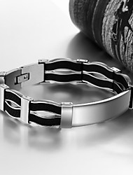 2015 New Quality Fashion Jewelry Men's/Women's 316 L Magnetic Stainless Steel Bracelets