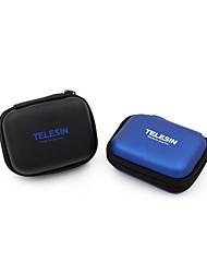 telesin portátil Mini bolsa de transporte bolsillo del bolso para cámaras GoPro de acción