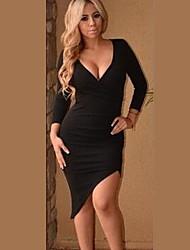Women's Slim Dress (knitting)