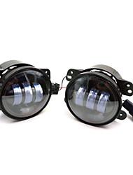 30W Fog Light for 07-15 JK Wrangler Fog Light J023