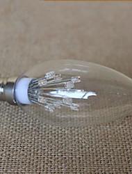 Decorativo E14 3 W Illuminazione LED integrata LM Giallo V