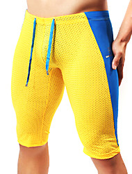 Running Pants/Trousers/Overtrousers / Tights / Leggings / Bottoms Men's TeryleneYoga / Pilates / Exercise & Fitness / Leisure Sports /