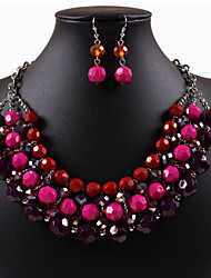 Colorful day Women Necklace , Party Alloy