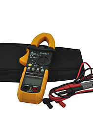 MS2108A Digital AC/DC Clamp Meter 4000 Counts