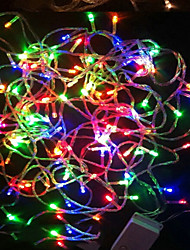 YouOkLight® Multi-color RGB 180-LED Christmas/Decoration String Lights (18-Meter/AC220-240V)