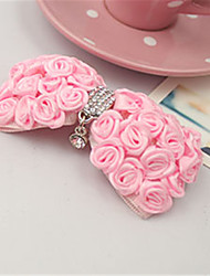 Fabric Insoles & Accessories for Decorative Accents Black / Pink / White