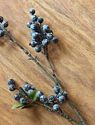 Mousse de polystyrène / Gel de silice Fruit Fleurs artificielles