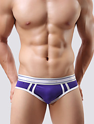 Men's Low Rise Cotton Sexy Briefs/Comfortable Breathable
