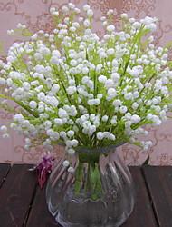 Plastique Gypsophila Fleurs artificielles
