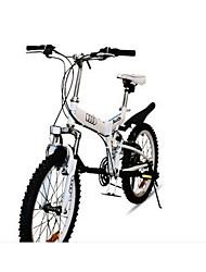 20 pouces vélo pliant / benz de vitesse pratique audi vitesse montagne de suspension vélo d'14/21 femmes