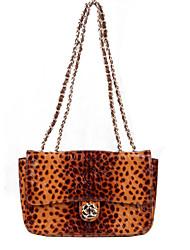 L.WEST® Women'S Leopard Grain High-quality Casual Fashion Shoulder Bag