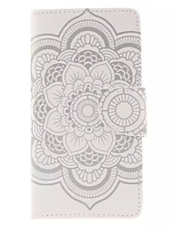 Painted PU Phone Case for Sony Xperia M4/M2/Z3/Z3mini