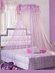 One Panel Modern Solid Blue / Green / Pink / Purple / White / Yellow / Orange Bedroom PVC Sheer Curtains Shades