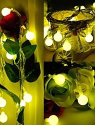 Christmas  Ktv Bars Wedding A Ball Lights  Led Decoration Lamps Waterproof String Light 5M 20LED