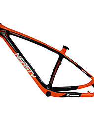 Neasty Brand carbon fiber 29er Mountain Bike Inner CableFrame Red/Green/Yellow/Orange/Glossy Painted Bicycle Part