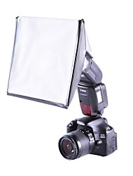Universal Studio Flash Diffuser Softbox Lumiquest Softbox III Fit for Canon Nikon Sony Sigma Fujifilm Flash Speedlight