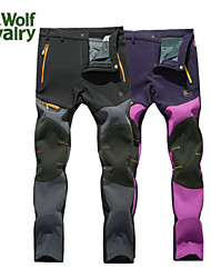 Wolfcavalry Women's Spring / Autumn / Winter Hiking Pants PantsWaterproof / Breathable / Insulated / Rain-Proof 2-16
