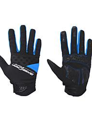 Basecamp® Sports Gloves Women's / Unisex Cycling Gloves Spring / Autumn/Fall Bike GlovesAnti-skidding / Breathable / Moisture