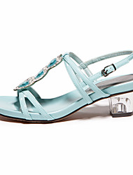 Meirie's Women's Leatherette Sandals