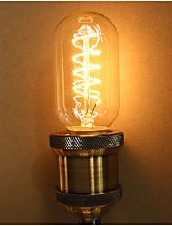 e27 60w t45 em torno do edison seda culb bar KTV personalidade arte retro lâmpada