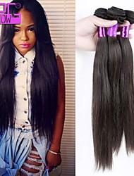 goedkope koop van hoge kwaliteit zijdeachtige rechte maagd Peruaanse menselijk haar