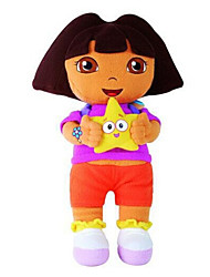 Dora The Explorer With Star Large Plush Doll Dora Explorer Baby Boy Girls Toy
