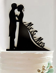 Wedding Party Supplies Cake Accessory Fondant Cake Decorating Tools Personalized Customized Acrylic Cake Topper