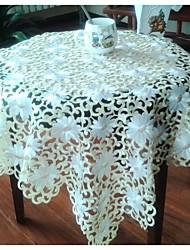 Tischdecken 1 Poly /  Baumwollmischung