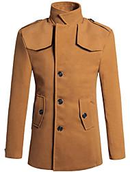 Men's Tweedd Regular Coat