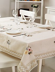 Tablecloths 100% Cotton Made By Hand, Classical Tablecloth