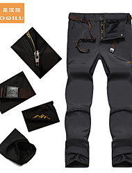 AOQILU Women's Spring / Autumn / Winter Hiking Pants PantsWaterproof / Breathable / Insulated / Rain-Proof 2-11