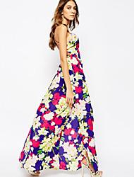 Women's Print  Dress (cotton)