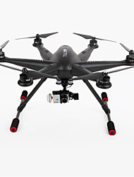 Walkera TALI H500 Black FPV Camera Ilook+ G-3D Gimbal IMAX B6 Charger DEVO F12E Transmitter Quadrocopter