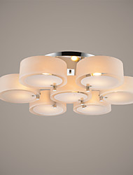 Ecolight™ Flush Mount Modern/Contemporary 7 Lights Ceiling Light/Kids Room/Entry/ Hallway/ Metal