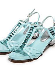 Meirie's Women's Low Heel Sandals