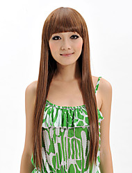 """2015 Women Ombre Fashion Natural Wavy Japanese Heat Resistant Synthetic Hair Wig XY029 30"""""""