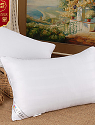 5% Silk 95% Polyster  Sham Bed Pillow Neck Singer Soft Pillow Bedding Set