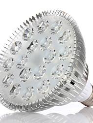 54w e27 morsen® de spectre complet LED lampes lampe de fleur (85-265V)