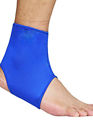 Ankle Brace Sports Support Easy dressing / Compression / Eases pain / Protective Yoga / Skating / Badminton / Cycling/Bike / Running Blue