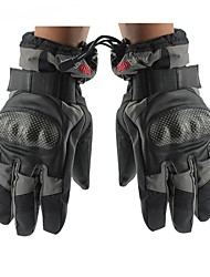 Fashional Waterproof & Windproof Ski and Snowboarding Gloves for Men Women Motorcycle/Bicycle/Racing Full Finger Gloves