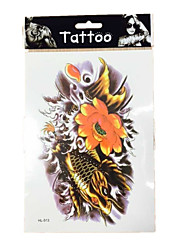 10/PCS new  waterproof temporary arm Indians tattoos sexy body art removable tattoos WST-50