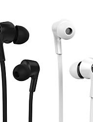 100% casque hifi de la jeunesse d'origine de piston xiaomi 3.5mm stéréo basse écouteurs casque avec micro pour iPhone 6 / 6plus