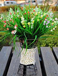 Plastique Campanule Fleurs artificielles