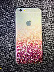 per iPhone 7 maycari® il mosaico folle TPU trasparente posteriore per iPhone 6S 6 Plus